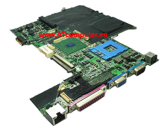 MAINBOARD DELL Latitude D600, Intel 945, VGA rời, Part: Y4801