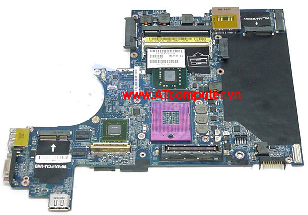 MAINBOARD DELL Latitude E6400, Intel GM45, VGA rời, Part: H569N, R917R