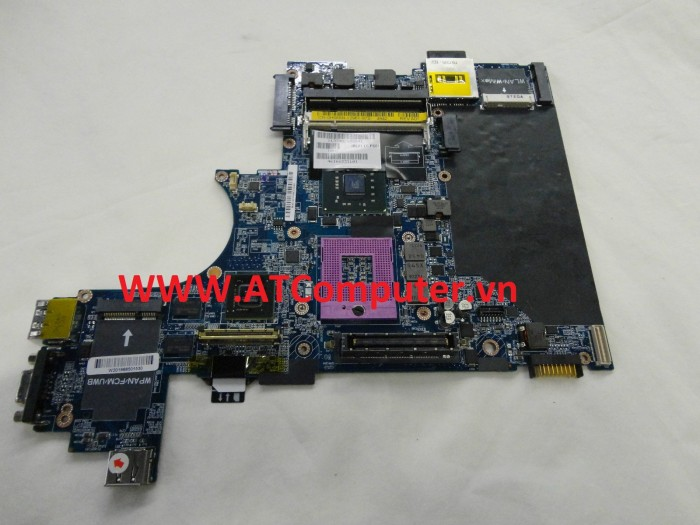 MAINBOARD DELL Latitude E6400, Intel GM45, VGA share, Part: H569N, R917R