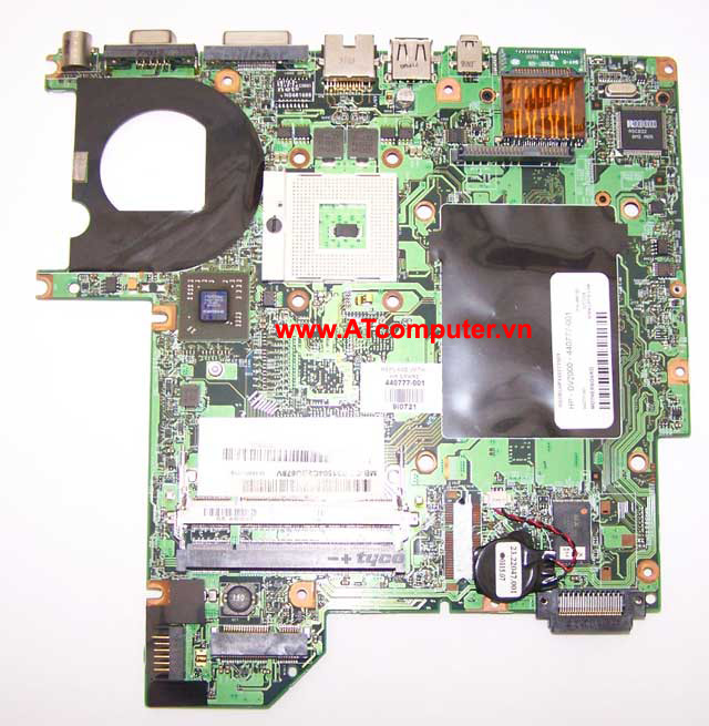 MAINBOARD HP Pavilion DV2000, V3000, Intel 965, VGA Rời, Part: 460716-001