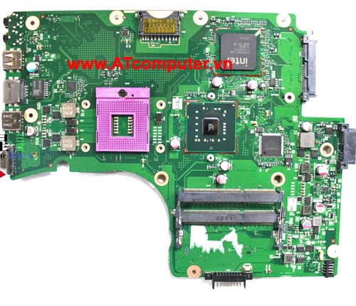 MAINBOARD TOSHIBA Satellite C640  Series, Intel GM45 VGA share, Part: V000238010
