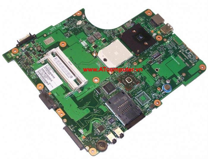 MAINBOARD TOSHIBA Satellite L300, L305, L350 Series, AMD, Part: V000138880