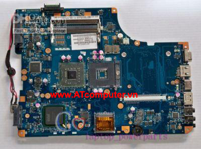 MAINBOARD TOSHIBA Satellite L500  Series, Intel GM45 VGA share, Part: K000092130