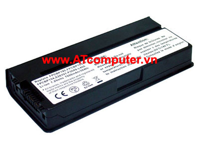 PIN FUJITSU LifeBook P8020, P8010. 6cell, Original, Part: FPCBP194, FPCBP195, FPCBP195AP