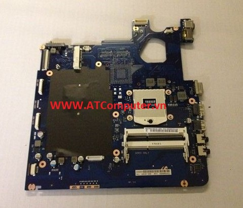 MAINBOARD SAMSUNG NP-RV418, Intel Core i3, i5, i7, VGA share, Part: