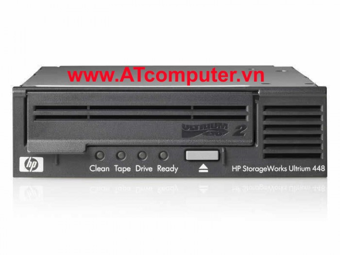 HP StorageWorks Ultrium 448 LTO2 20GB0, 400GB SAS Internal Tape Drive, P/N: DW085A