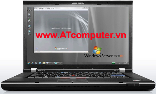 IBM Thinkpad W520, i7-2760QM, 4G, 320Gb, DVD±RW, 15.6 LED, WF, WC, VGA Quadro 1000M 2Gb