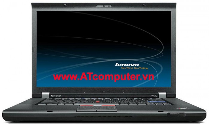 Lenovo ThinkPad Workstation W510, i7-720QM, 4G, 250Gb, DVD±RW, 15.6 LED, VGA Quadro FX 880M 1GB