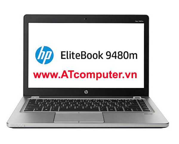 HP EliteBook Folio 9480M. i5-4310U, 4G, SSD 128Gb, 14.0 LED, WF, WC, 6cell
