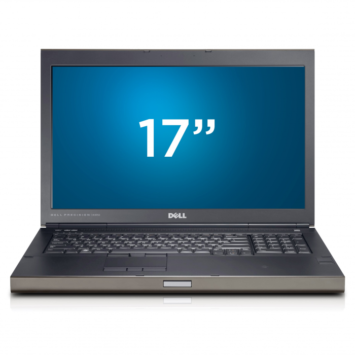 Dell Precision M6800, i7-4810MQ, 8G, 500G, 17.3 LED FHD, VGA Quadro K3100M 4Gb