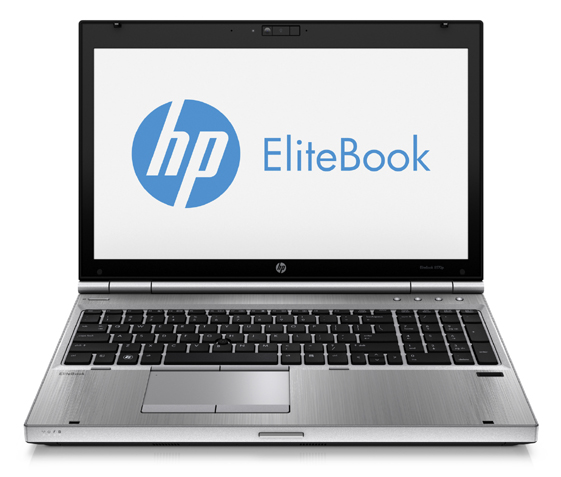 HP Elitebook 8570P, i7-3520M, 4GB, SSD 128GB, 15.6, VGA ATI HD 7570M 1Gb