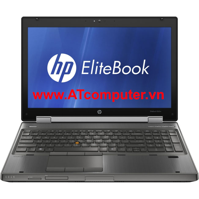 HP Elitebook 8560w, i7-2820QM, 8G, 500Gb, 15.6, VGA Quadro 1000M 2Gb
