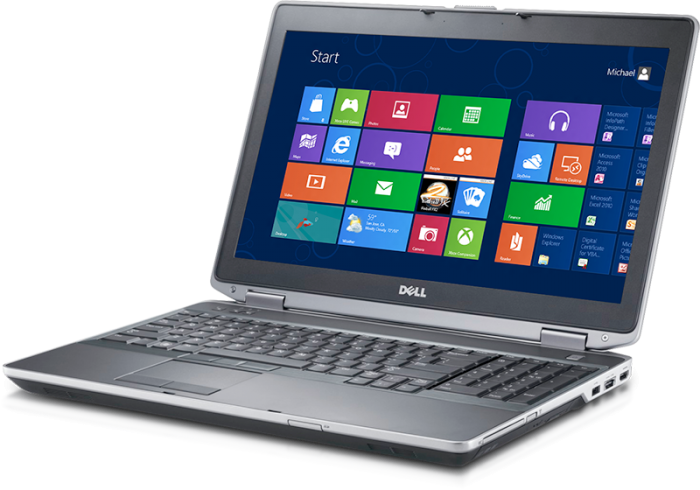 Dell Latitude E6530, i7-3520M, 4G, 250Gb, 15.6