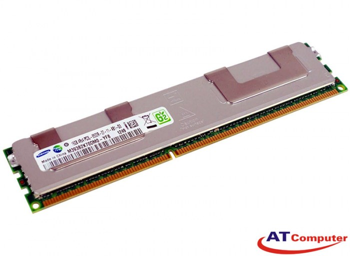 RAM FUJITSU 16GB DDR3-1066Mhz PC3-8500 Reg ECC. Part: S26361-F4523-R625