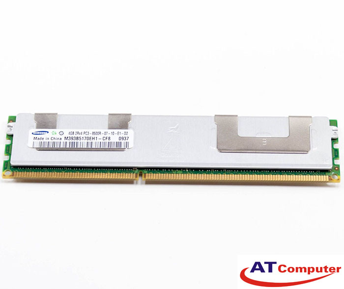 RAM FUJITSU 4GB DDR3-1066Mhz PC3-8500 RG Q ECC. Part: S26361-F3336-L517