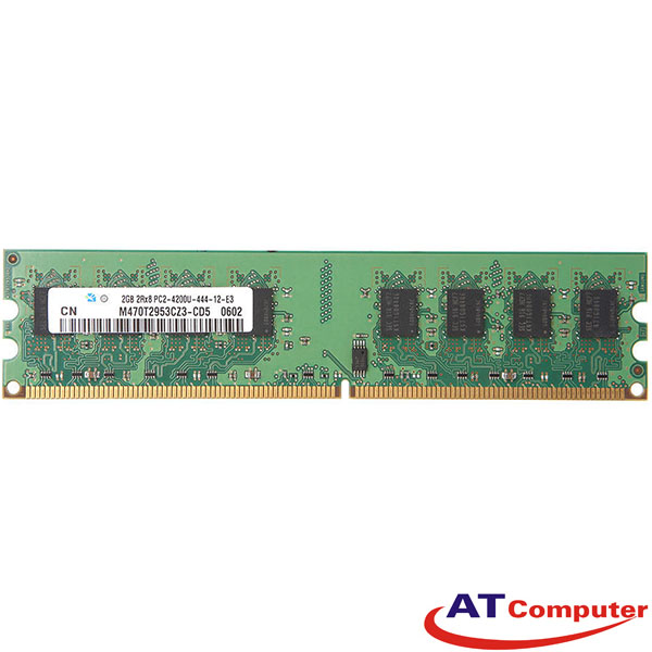 RAM FUJITSU 2GB DDR2-533Mhz PC2-4200 ECC. Part: S26361-F3000-R515