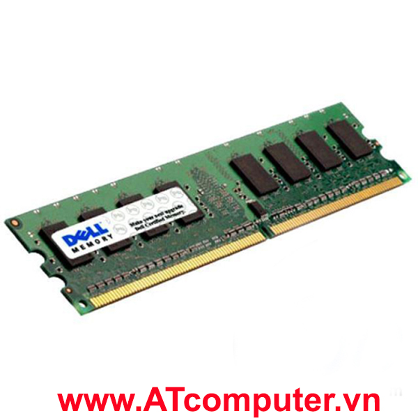 RAM DELL 8GB PC3-1600 DDR3 ECC Dual Rank. Part: A6761616