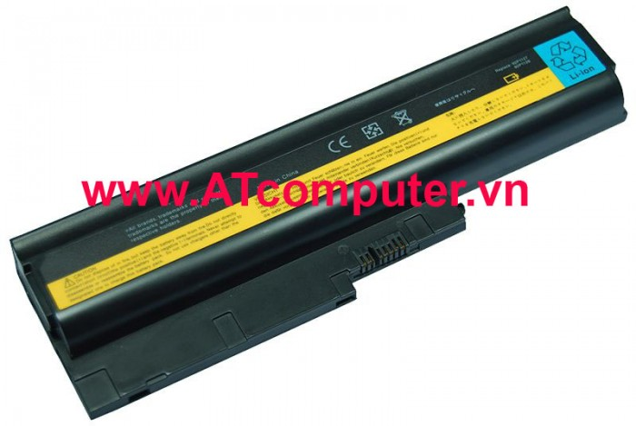PIN IBM ThinkPad T60P, T61, T61P, R61e, R61i, Z60M, Z61E, Z61P, Z61P. 9Cell, Oem, Part: 40Y6795, 40Y6797, 92P1128, 92P1130, 92P113
