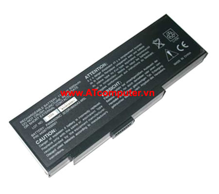 PIN Fujitsu Amilo K7610, K7600 Series. 6cell, Original, Part: 255-3S4400-F1P1, 3CGR18650A3-MSL
