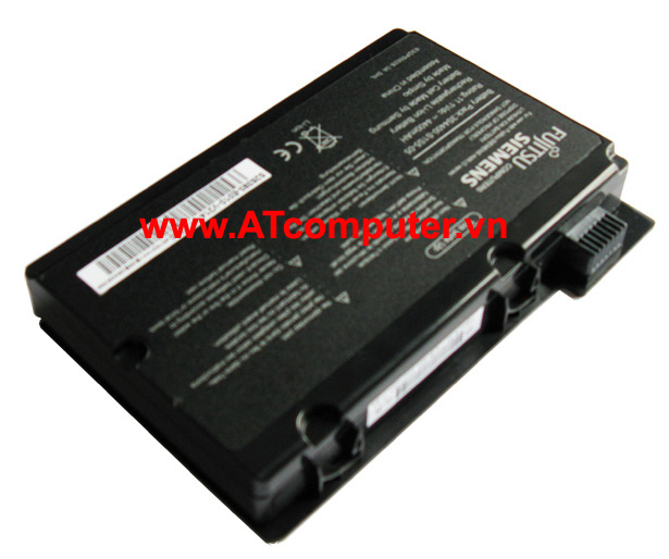 PIN FUJITSU Amilo Pi3540 Series, Pi2550, Pi2530. 6cell, Original, Part: P55-3S4400-S1S, 3S3600-S1A1-07