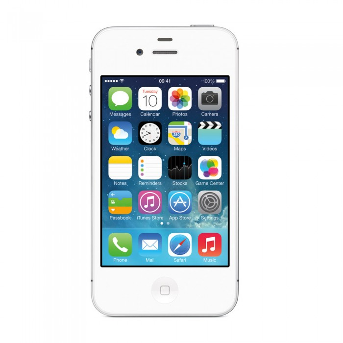 iPhone 4S 16GB Trắng (LikeNew)