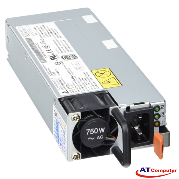 IBM 750W Power Supply, For X3650 M4, Part: 00AL076