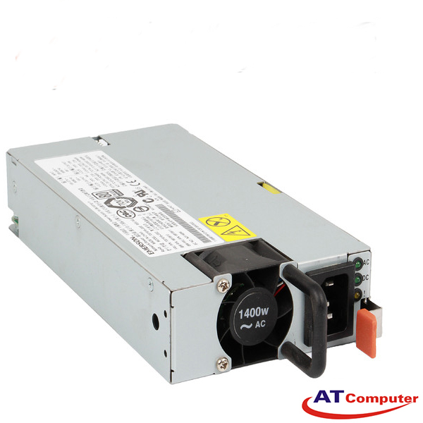 IBM 1400W Power Supply, For IBM System X3750 M4, X3850 X6, X3950 X6, Part: 44X4152, 88Y7373