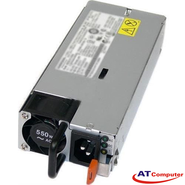 IBM 550W Power Supply, For IBM System X3550 M5, Part: 00KA094, 00FK390
