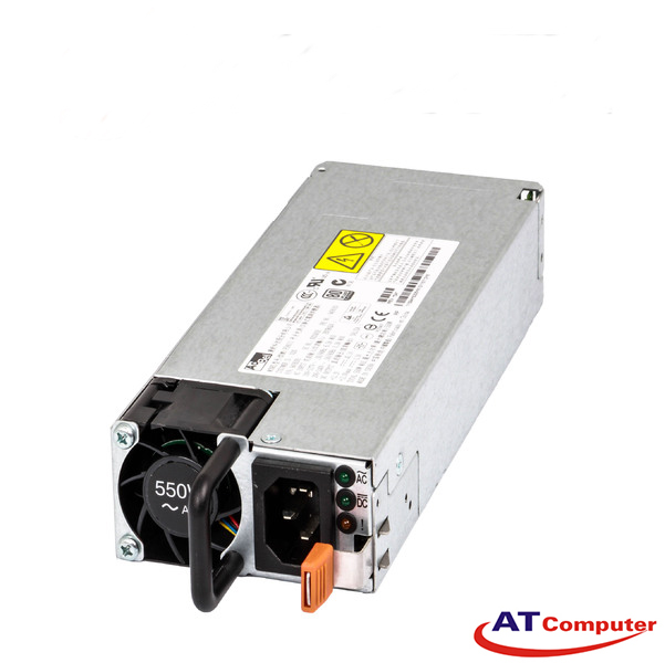 IBM 550W Power Supply, For IBM System X3560 M5, Part: 00FK930, 00FK931