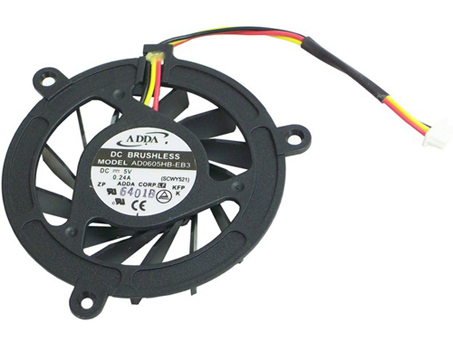FAN CPU ACER Aspire 5500, Travelmate 2400 Series. Part: AD0605HB-EB3, ATZKD000100