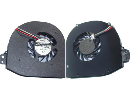 FAN CPU ACER Aspire 1410, TravelMate 2300, 4000 Series. Part: 36ZL.1TMTN08, 36ZL1TMTN08, AB0705HB-EB3