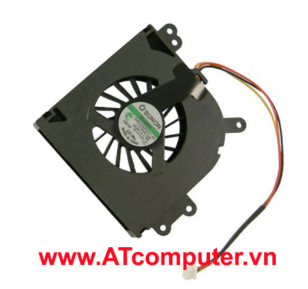 FAN CPU ACER Aspire 3620, 5590, Travelmate 2420. Part: 11.V1.B2028.F.GN, 23.10141.001, DFB501205H20T