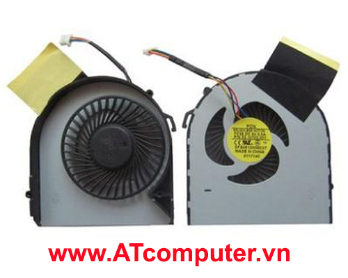 FAN CPU ACER Aspire Acer V5-531, V5-571 Series. Part: 23.10703.001, DFS481305MC0T
