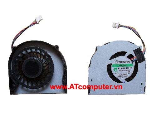 FAN CPU ACER Aspire 3830T, 4830T, 5830T Series. Part: KSB0605HC, MG60090V1-C120-S99