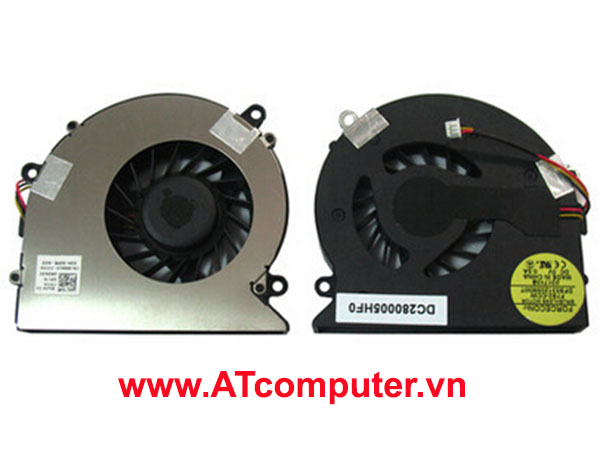 FAN CPU ACER Aspire 9500 Series. Part: AB0705HB-EB3, ATZJY000200