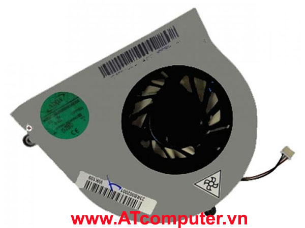 FAN CPU ACER Aspire 7560, 7750 Series. Part: AB08005HX14B300, DC280009PA0, MF60120V1-C200-G99