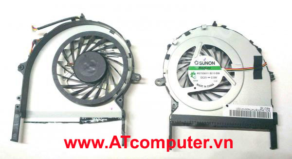 FAN CPU ACER Aspire 7745, 7745G Series. Part: DFS551205MLOT(F96M), MG75090V1-B010-S99