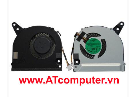 FAN CPU ACER Aspire M5-581G, M5-581T. Part: 23.RZCN2.001, AB06505HX07KB01, DC28000C0A0