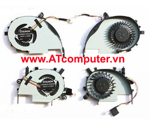FAN CPU ACER Aspire V5-573, V7-581, V7-582, M5-583. Part: 60.M9YN7.097