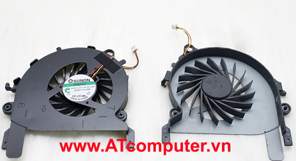FAN CPU ACER Travelmate 5760, 5760Z, 5760G. Part: MF60090V1-C280-G99