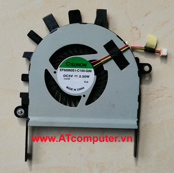 FAN CPU ACER Aspire V5-551, V5-551G. Part: DFS531005FL0T