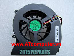FAN CPU Clevo P370, P370EM, P375SM. Part: AB7805HX-BB3(P370), 6-31-P375S-100, 6-31-P270S-100, 6-23-AX720-011
