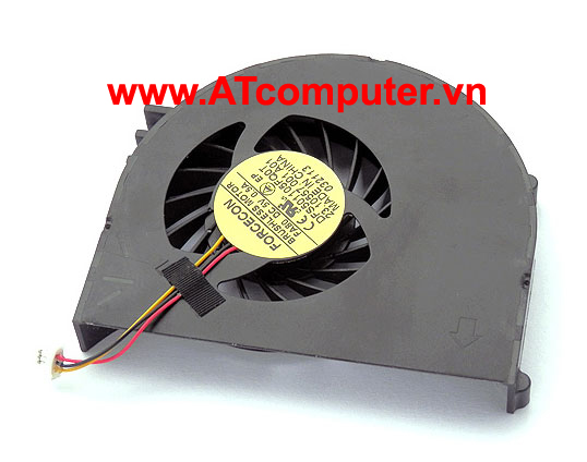 FAN CPU DELL Inspiron 15R, 15RD, N5110, M5110, M511R Series. Part: MF60090V1-C210-G99, 23.10461.002