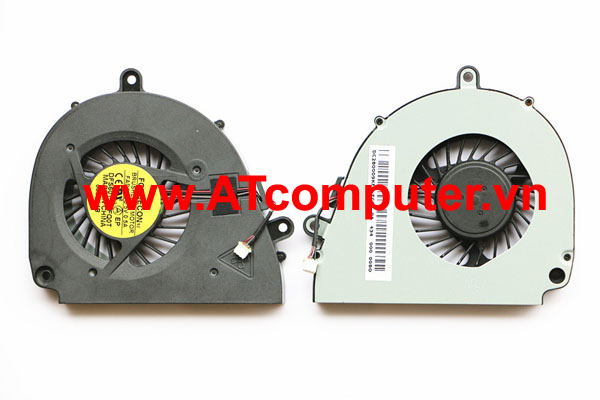 FAN CPU GATEWAY NE51B, NE56R, NV55S, NV57H Series. Part: DFS601305FQ0T, DC280009KA0