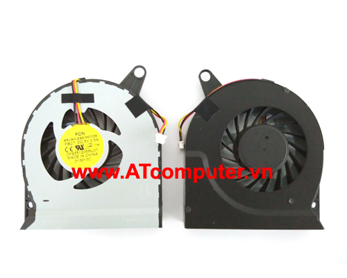 FAN CPU GATEWAY NE71B, NE722 Series. Part: DFB601205M20T(FBGP), KSB06105HA(-BL87), 60.RYQN5.001, 13N0-7NA0G01
