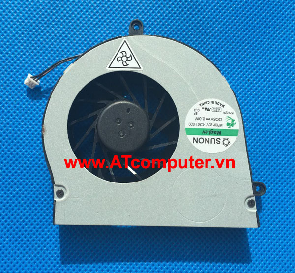 FAN CPU GATEWAY NV75S, NV77H Series. Part: 23.RB002.001, DFS541305LH0T(FACP)