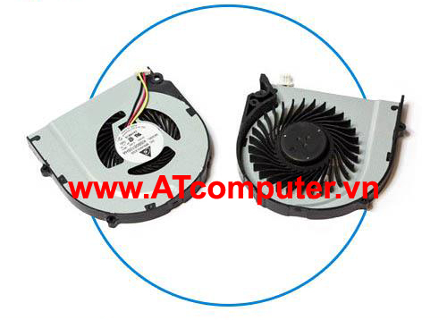 FAN CPU HP DM4-3000, DM4-3100, DM4-3200 Series. Part: 669934-001