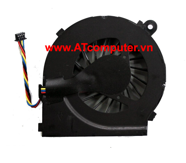FAN CPU HP Pavilion G6-1000, G6-1A, G6-1B, G6-1C, G6-1D, 2000-2A, 2000-2B, 2000-2C, 2000-2C Series. Part: 641024-001, 657143-001, 640896-001, 685086-001, 688281-001