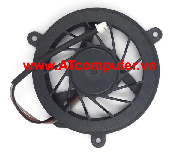 FAN CPU HP Probook 4410S, 4411S, 4415S, 4416S, 4510S, 4515S, 4710S Series. Part: MCF-811AM05, 6033B0019101, 535766-001