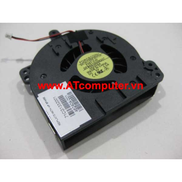FAN CPU HP 500, 510, 520, Presario C700, A900 Series. Part: 438528-001, DFB451005M20T (F687-CW), 462404-001, KSB0505HA